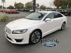 All new and used cars, trucks, and SUVs 2017 Lincoln MKZ L Sedan for sale near you in Corning, CA
