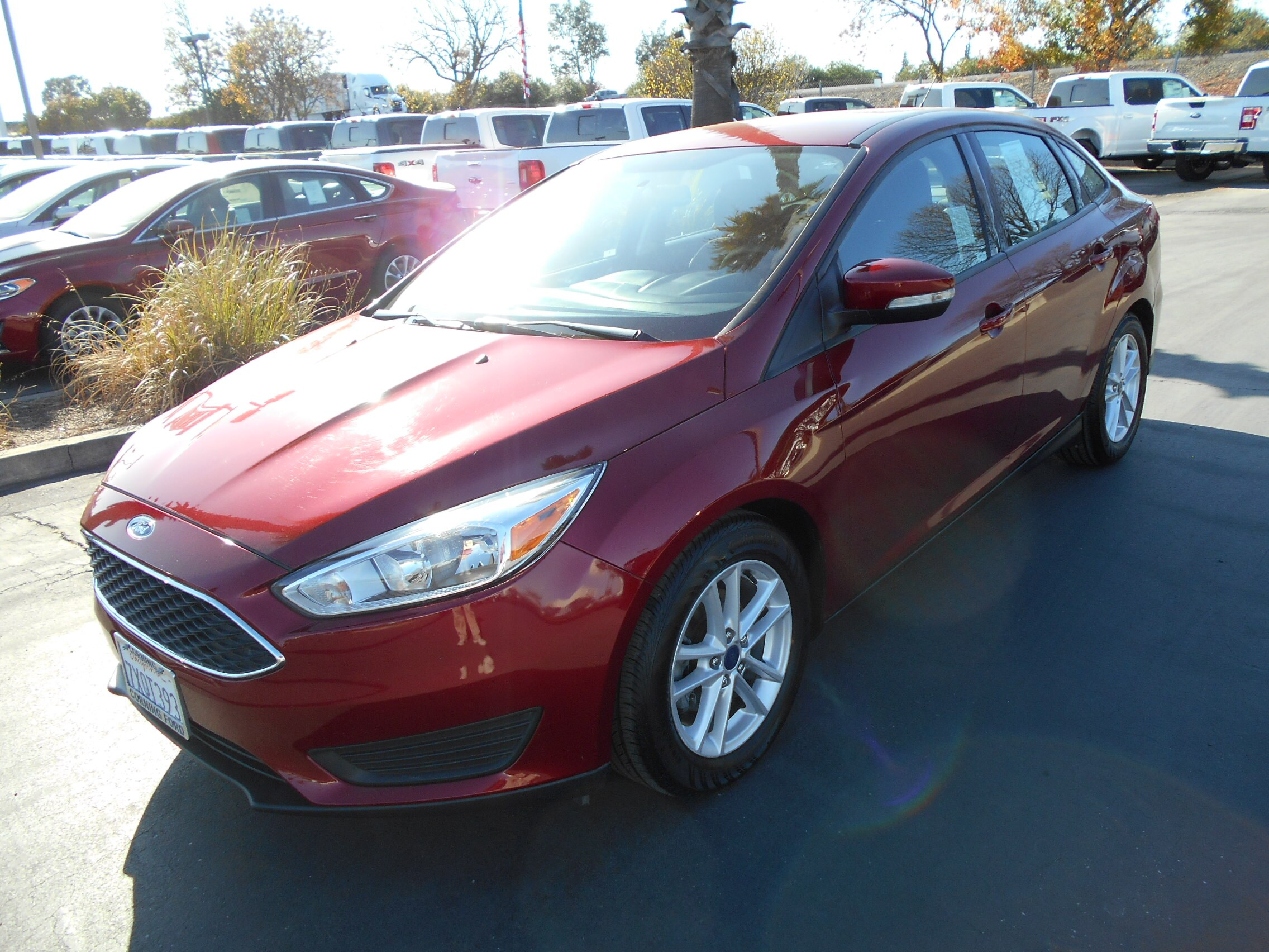 2016 Ford Focus Sedan