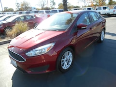 Used cars, trucks, and SUVs 2016 Ford Focus SE Sedan for sale near you in Corning, CA