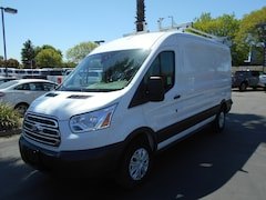 New Ford cars, trucks, and SUVs 2018 Ford Transit-250 Base w/Sliding Pass-Side Cargo Door Cargo Van for sale near you in Corning, CA