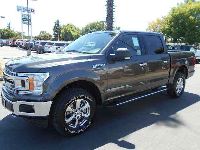 New 2019 Ford F-150 XLT Crew Cab 5 1/2 bed Corning