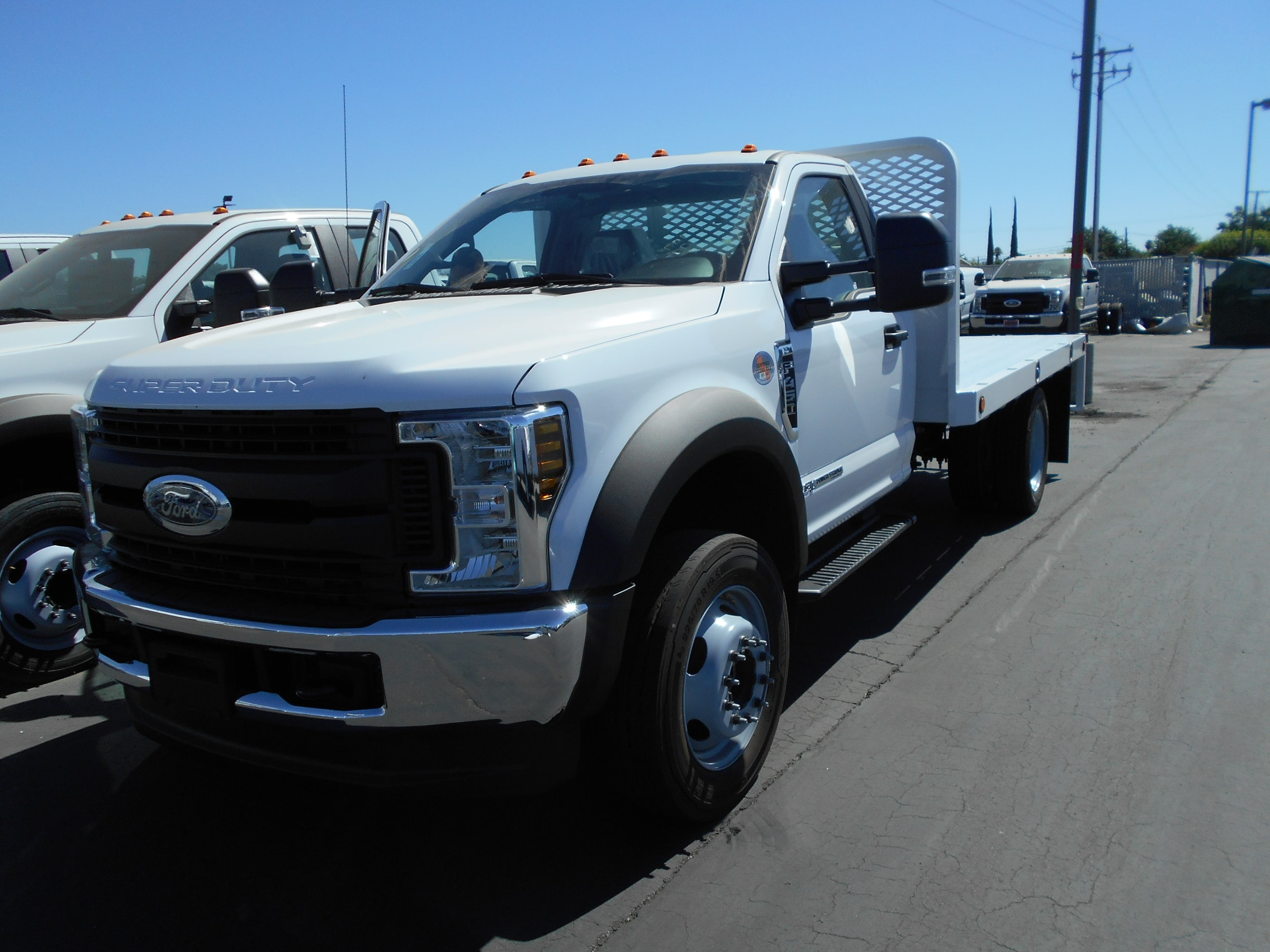 2019 Ford F-450 Chassis Chassis