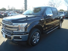 2018 Ford F-150 Lariat Crew Cab 5 1/2 bed