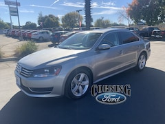 All new and used cars, trucks, and SUVs 2012 Volkswagen Passat Sedan for sale near you in Corning, CA