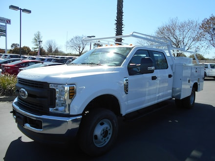 Featured new and used cars, trucks, and SUVs 2019 Ford F-350 XL Knapheide for sale near you in Corning, CA