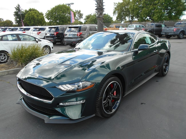 New 2019 Ford Mustang Bullitt Coupe Corning