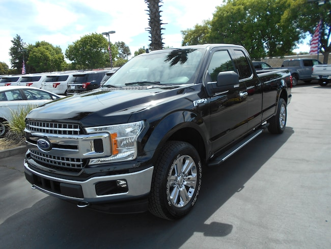 Used 2018 Ford F-150 XLT Super Cab 8ft bed Corning