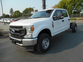 2020 Ford F-350 Chassis XL Crew Cab