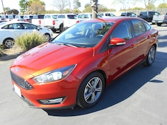 Used cars, trucks, and SUVs 2018 Ford Focus SE Sedan for sale near you in Corning, CA
