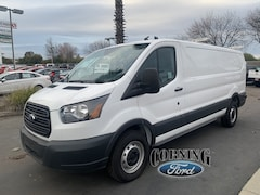 New commercial work trucks 2017 Ford Transit-250 XL Van for sale near you in Corning, CA