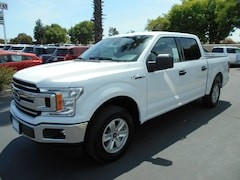 New Ford cars, trucks, and SUVs 2018 Ford F-150 XLT Crew Cab 5 1/2 bed for sale near you in Corning, CA