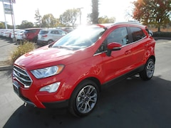 New Ford cars, trucks, and SUVs 2020 Ford EcoSport Titanium SUV for sale near you in Corning, CA