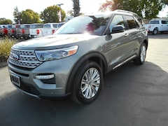 New 2020 Ford Explorer Limited SUV for Sale in Corning, CA