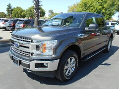 New Ford cars, trucks, and SUVs 2019 Ford F-150 XLT Crew Cab 5 1/2 bed for sale near you in Corning, CA
