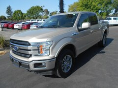 Used cars, trucks, and SUVs 2018 Ford F-150 Lariat Crew Cab 5 1/2 bed for sale near you in Corning, CA