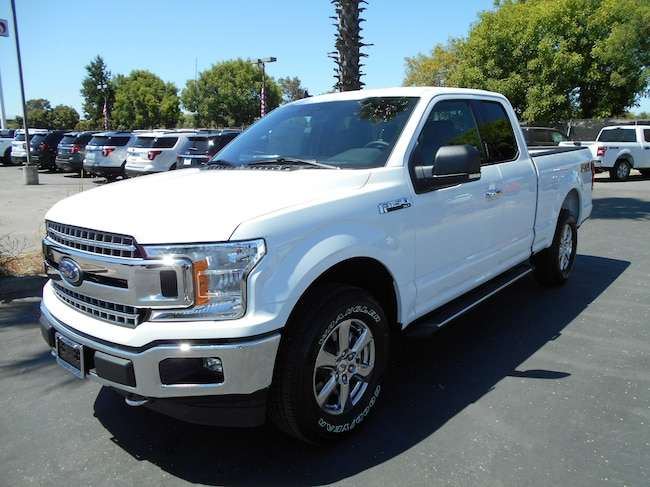 New 2019 Ford F-150 XLT Super Cab 6 1/2 Bed Corning