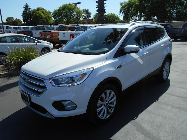 Used 2017 Ford Escape Titanium SUV Corning