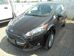 New Ford cars, trucks, and SUVs 2018 Ford Fiesta Titanium Hatchback for sale near you in Corning, CA