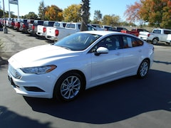 Used cars, trucks, and SUVs 2017 Ford Fusion SE Sedan for sale near you in Corning, CA