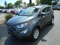 New Ford cars, trucks, and SUVs 2020 Ford EcoSport SE Crossover for sale near you in Corning, CA