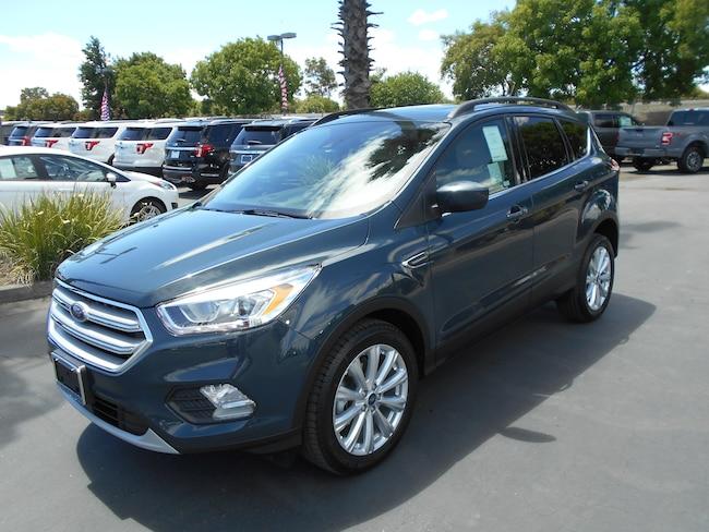 New 2019 Ford Escape SEL SUV Corning