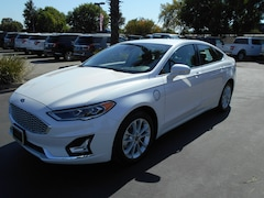 New Ford cars, trucks, and SUVs 2019 Ford Fusion Energi Titanium Sedan for sale near you in Corning, CA