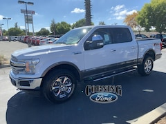 New Ford cars, trucks, and SUVs 2018 Ford F150 Diesel Lariat Crew Cab 5 1/2 bed for sale near you in Corning, CA