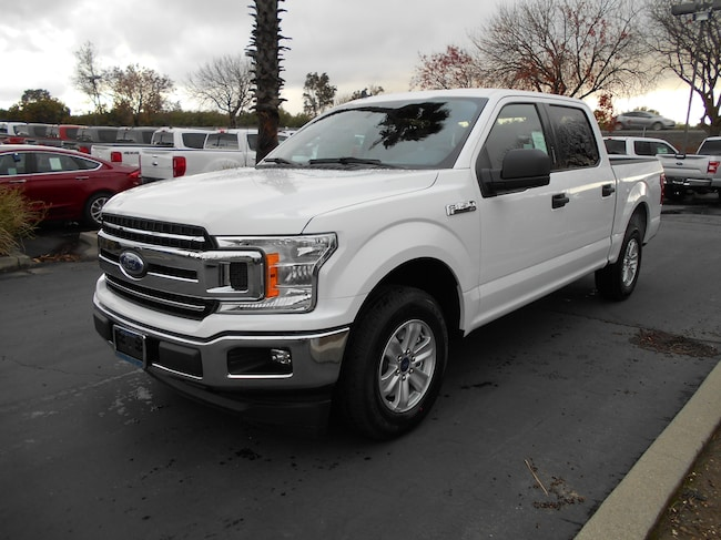 New 2020 Ford F-150 XLT Crew Cab 5 1/2 bed Corning