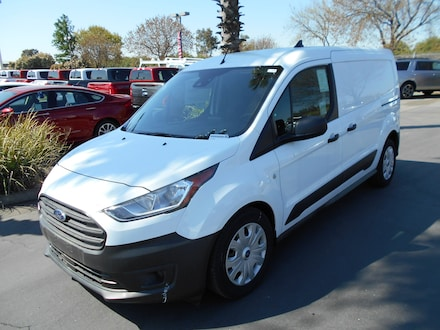 Featured new and used cars, trucks, and SUVs 2019 Ford Transit Connect XL Van Cargo Van for sale near you in Corning, CA