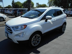 Used cars, trucks, and SUVs 2018 Ford EcoSport Titanium SUV for sale near you in Corning, CA