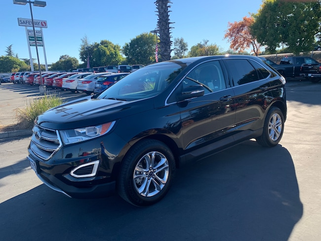 Used 2015 Ford Edge SEL SUV Corning