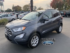 Used cars, trucks, and SUVs 2018 Ford EcoSport SE SUV for sale near you in Corning, CA