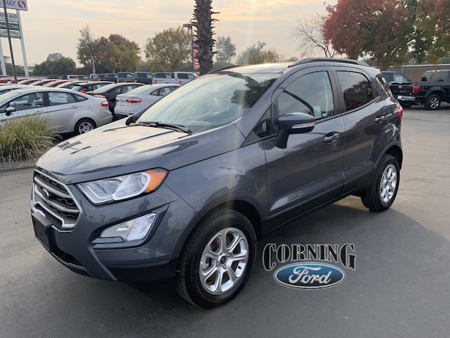 Used 2018 Ford EcoSport SE SUV Corning