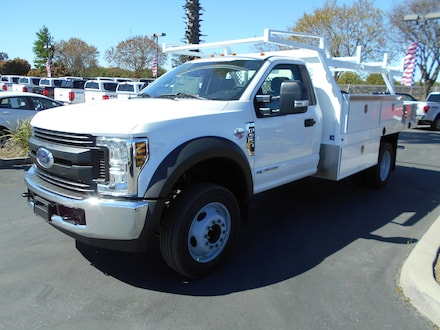 Featured new and used cars, trucks, and SUVs 2019 Ford F-550 XL Truck Regular Cab for sale near you in Corning, CA
