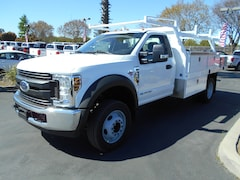 New Ford cars, trucks, and SUVs 2019 Ford F-550 Chassis XL Regular Cab for sale near you in Corning, CA