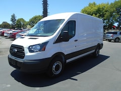 New Ford cars, trucks, and SUVs 2019 Ford Transit-250 Van Medium Roof Cargo Van for sale near you in Corning, CA