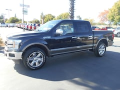 Used cars, trucks, and SUVs 2019 Ford F-150 Lariat Crew Cab 5 1/2 bed for sale near you in Corning, CA