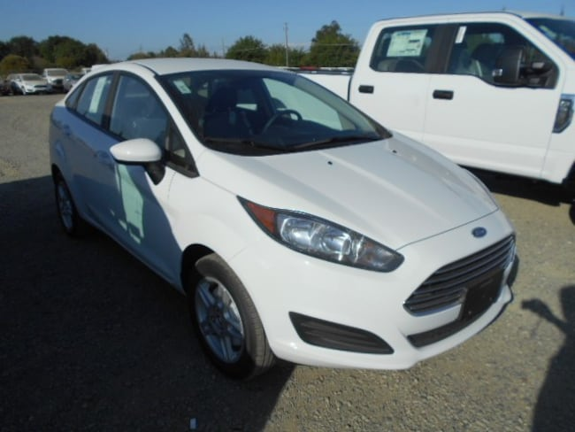 New 2018 Ford Fiesta SE Sedan Corning