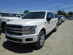 New Ford cars, trucks, and SUVs 2019 Ford F-150 Platinum Crew Cab 5 1/2 bed for sale near you in Corning, CA