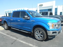 Used cars, trucks, and SUVs 2019 Ford F-150 XLT Crew Cab 6 1/2 bed for sale near you in Corning, CA