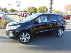 Used cars, trucks, and SUVs 2019 Ford Escape Titanium SUV for sale near you in Corning, CA