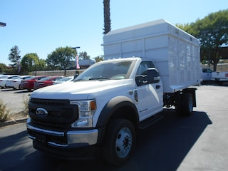 2020 Ford F-550 Chassis XL Regular Cab