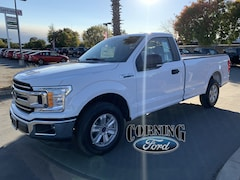 New Ford cars, trucks, and SUVs 2018 Ford F150 XLT Regular Cab 8 ft bed for sale near you in Corning, CA