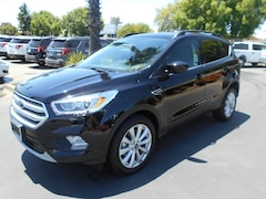 New Ford cars, trucks, and SUVs 2019 Ford Escape SEL SUV for sale near you in Corning, CA