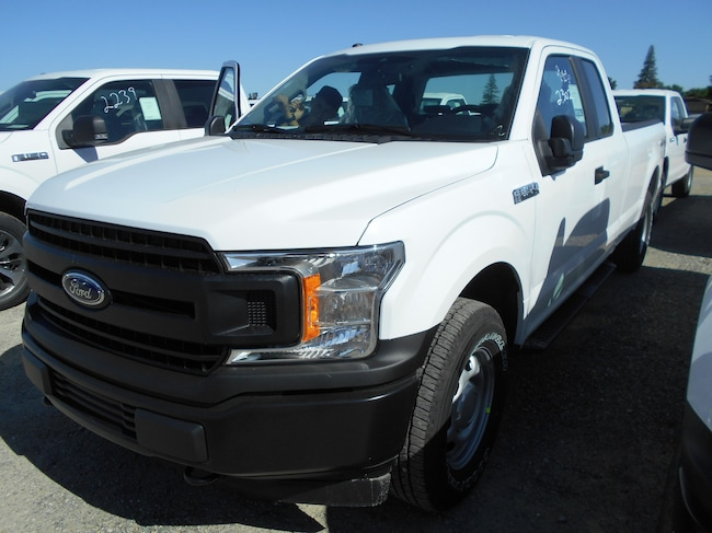 New 2019 Ford F-150 XL Super Cab 8ft bed Corning