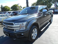 New Ford cars, trucks, and SUVs 2019 Ford F-150 Platinum Crew Cab 6 1/2 bed for sale near you in Corning, CA