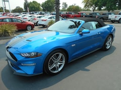 New Ford cars, trucks, and SUVs 2019 Ford Mustang GT Convertible for sale near you in Corning, CA