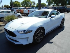 New Ford cars, trucks, and SUVs 2019 Ford Mustang GT Coupe for sale near you in Corning, CA