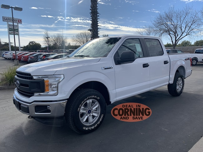 New 2019 Ford F-150 XL Crew Cab 5 1/2 bed Corning