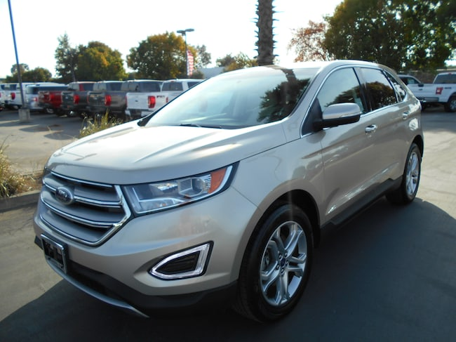 Used 2018 Ford Edge Titanium SUV Corning